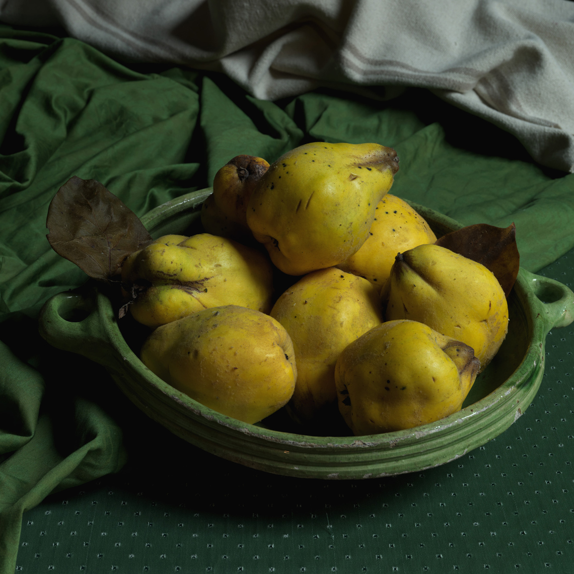 Quinces by Frank van Driel